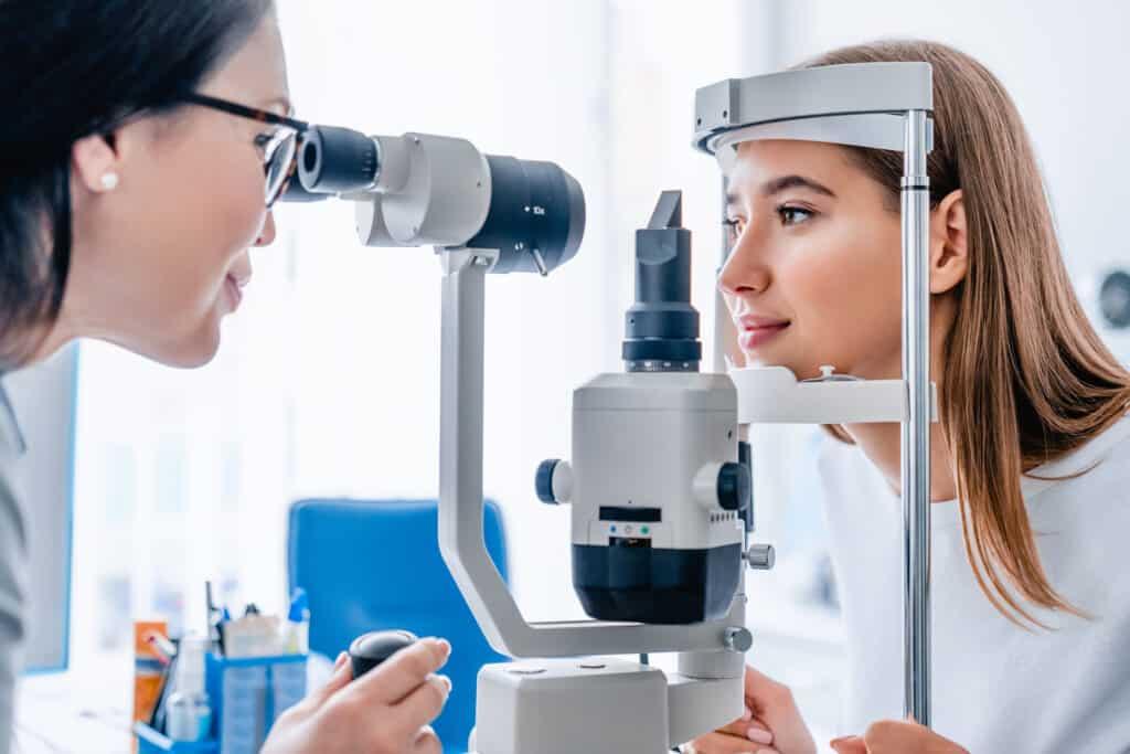 Elmiron eye exam